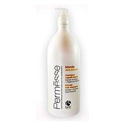 Barex Permesse Blonde Hair Shampoo with Amber and Polymnia Root extracts - Шампунь бессульфатный для осветленных волос с экстрактом янтаря и корня Полимнии 1000 млШампуни и бальзамы для волос<br>Уход за осветленными волосами. Разглаживает поверхность волос, придавая им сияние, здоровый вид, блеск и мягкость<br>