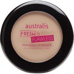 Пудра компактная - Australis F&amp;F Press Pwd NudeРумяна и пудра<br>Полупрозрачная пудра подходит для всех типов кожи, подстраиваясь под ваш оттенок!<br>