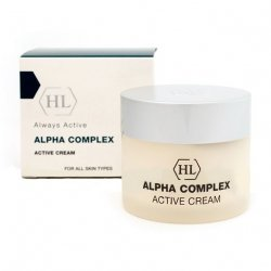 Активный крем 50 мл Holy Land Alpha Complex Multifruit System Active CreamКремы для лица, рук и глаз<br>Сокращает поры, улучшает микроциркуляцию и выравнивает тон кожи. Эффективно увлажняет кожу и способствует ее регенерации.<br>