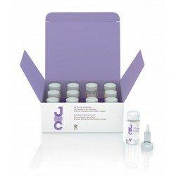 Barex Italiana Joc Cure Anti-Dandruff Treatment - Терапия интенсивная против перхоти, 12х12 мл.Маски для волос<br>Эффективно устраняет перхоть, восстанавливает pH-баланс кожи головы, освежает. Не требует смывания<br>