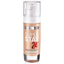 Maybelline New York  Тональный крем Super Stay 24H тон 03 натурально-бежевый - МейбелинТональный крем<br>Легкий и одновременно плотный тональный крем, который преображает кожу и надежно маскирует дефекты, увлажняя и питая ее<br>
