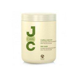 Barex Italiana Joc Care Hydro-Nourishing Mask - Маска для сухих и ослабленных волос, 1000 мл.Маски для волос<br>Смягчает и придает блеск тусклым и сухим волосам, питая изнутри. Придает дополнительную силу, блеск и эластичность<br>