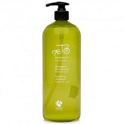 Barex Aeto Fortifying Shampoo Bamboo &amp; Yucca - Шампунь бессульфатный укрепляющий с экстрактом бамбука и юкки 1000 млШампуни и бальзамы для волос<br>Шампунь с аминокислотами и протеинами обогащает волосы, делая их шелковистыми и эластичными. Уменьшает ломкость до 47% после 4 процедур<br>