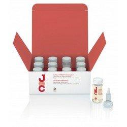 Barex Italiana Joc Cure Energizing Treatment - Интенсивная терапия против выпадения волос, 12х12 мл.Маски для волос<br>Оказывает ударное воздействие на кожу головы, укрепляя корни волос, восстанавливая кровообращение и нормализуя жизненный цикл волос.<br>