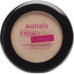 Пудра компактная - Australis F&amp;F Press Pwd NaturalРумяна и пудра<br>Полупрозрачная пудра подходит для всех типов кожи, подстраиваясь под ваш оттенок!<br>