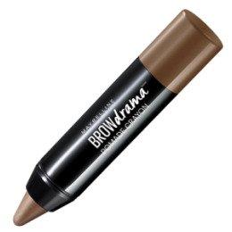 Maybelline New York  Карандаш для бровей Brow Drama Pomade 02 - МейбелинБрови и ресницы<br>Выдвигающийся объемный мягкий карандаш, который не требует заточки и придает бровям насыщенный цвет<br>