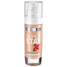 Maybelline New York  Тональный крем Super Stay 24H тон 06 светло-бежевый - МейбелинТональный крем<br>Легкий и одновременно плотный тональный крем, который преображает кожу и надежно маскирует дефекты, увлажняя и питая ее<br>