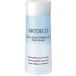 Двухфазная жидкость для снятия водостойкого макияжа с глаз, 125 мл - Artdeco Duo Eye Make Up RemoverТоники и очищающие средства<br>Подходит для контактных линз. Эффективно снимает даже водостойкий макияж, при этом не сушит кожу, бережно ухаживает за ней<br>