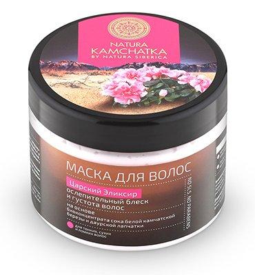 Маска для волос Natura Siberica Царский эликсир - Натура СиберикаМаски для волос<br>Маска на основе биоконцентрата сока белой камчатской березы и даурской лапчатки.<br>