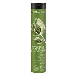 Аква-шампунь для частого применения для ослабенных и сухих волос, 250 мл. - Selective Professional Hydro Shampoo - СелективШампуни и бальзамы для волос<br>Придает поврежденным и сухим волосам здоровый блеск, питает и увлажняет. Облегчает расчесывание<br>