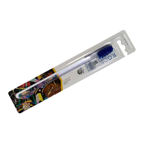 Рокс Зубная щетка модельная жесткая - R.O.C.S.Гигиена полости рта<br>Линия профессиональных продуктов R. O. C. S. включает в себя зубные щетки, отличительной особенностью, которых является их форма, инновационный эргономичный дизайн и высочайшие стандарты качества.<br>