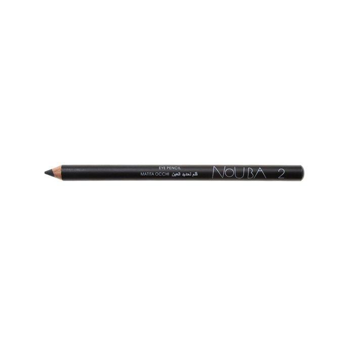 Nouba Карандаш для век Eye Pencil, тон 01, 1,18 г - НубаКарандаши и подводки<br>Классический карандаш для век создает идеальные стрелки и четкие контуры.<br>