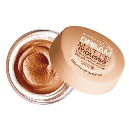Maybelline New York  Тональный крем Dream Matte Mousse тон 026 Медовый - МейбелинТональный крем<br>Плотный тональный крем, который эффективно маскирует дефекты кожи средней сложности. Увлажняет кожу, питает в течение дня<br>