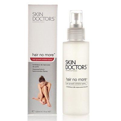 Skin Doctors Hair Growth Inhibitor Spray, лосьон спрей  для замедления роста нежелательных волос, 120 мл - Скин ДокторсДепиляция и массаж<br>Применение спрея помогает существенно замедлить рост волос депиляции, а также смягчить, освежить и успокоить кожу.<br>