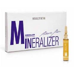 Реструктуириющий лосьон для поврежденных волос, 10*12 мл - Selective Professional Mineralizer - СелективМаски для волос<br>Для ухода за волосами, которые нуждаются в восстановлении. Создает молекулярную пленку на волосах, облегчает расчесывание.<br>