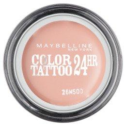Maybelline New York  Тени для век Eуе Studio Color Tattoo тон 91 Розовый Зефир - МейбелинТени для век<br>Кремовые тени насыщенной палитры хорошо подходят для экспресс-макияжа<br>