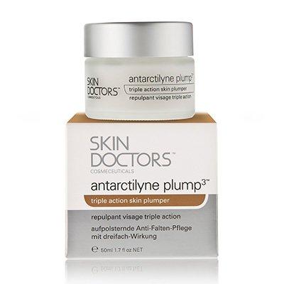 Skin Doctors Antarctilyne Plump, крем наполнитель морщин с коллагеном для повышения упругости кожи тройного действия, 50 мл - Скин ДокторсКремы для лица, рук и глаз<br>Крем для упругости кожи тройного действия, новая альтернатива наполнителям морщин!<br>