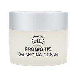 Балансирующий крем 50 мл Holy Land ProBiotic Balancing CreamКремы для лица, рук и глаз<br>Используйте зимой! Защищает кожу от непогоды, смягчает и освежает, стимулирует выработку коллагена<br>