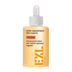 Barex EXL For Men Concentrated Serum for Thinning Hair - Мужская сыворотка-концентрат от выпадения волос 50 млШампуни и гели для душа<br>Замедляет процесс выпадения волос, укрепляя фолликул. Придает волосам энергию и блеск. Рекомендуется длительное применение<br>