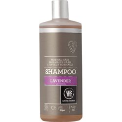 Шампунь бессульфатный  увлажняющий для нормальных волос Лаванда. Urtekram, 500 млШампуни и бальзамы для волос<br>Органический шампунь для нормальных волос с эфирным маслом лаванды и натуральным экстрактом лавандовых цветов, дополненный увлажняющим действием алоэ вера и растительного глицерина нежно заботится, гармонизирует и насыщает волосы влагой и жизненной силой.<br>
