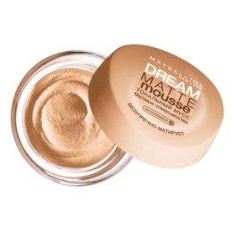 Maybelline New York  Тональный крем Dream Matte Mousse тон 008 Светло-бежевый - МейбелинТональный крем<br>Плотный тональный крем, который эффективно маскирует дефекты кожи средней сложности. Увлажняет кожу, питает в течение дня<br>