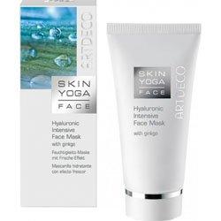 Маска увлажняющая с освежающим эффектом, 50 мл - Artdeco Hyaluronic Intensive Face Mask with ginkgoМаски для лица<br>Мгновенное увлажнение и гладкость кожи с длительным эффектом. Удерживает влагу, придает коже гладкость и шелковистость<br>
