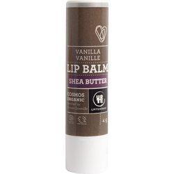 Бальзам для губ органический питательный Ваниль-Масло Ши. Urtekram, 4.8 гБлеск для губ и бальзам для губ<br>Питательный бальзам для губ с маслом Ши и ванильным ароматом.<br>