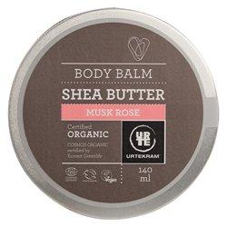 Органическое интенсивно питательное масло Ши с мускусной розой. Urtekram, 140 млМасло для тела<br>Органическое интенсивное питательное и увлажняющее масло ши для тела, лица, ногтей и волос с нежным ароматом розы.<br>