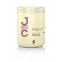 Barex Italiana Joc Care Smoothing Mask - Маска разглаживающая, 250 мл.Маски для волос<br>Распутывает и смягчает непослушные вьющиеся волосы, моментально делая их гладкими и сиющими. Облегчает укладку волос, питает и увлажняет<br>