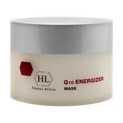 Питательная маска 50 мл Holy Land Coenzyme Energizer MaskМаски для лица<br>Эффективно снимает отечность, осветляет пигментные пятна и веснушки и выравнивает тон. Разглаживает кожу<br>