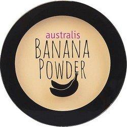 Пудра компактная - Australis Banana PowderРумяна и пудра<br>Полупрозрачная пудра подходит для всех типов кожи, подстраиваясь под ваш оттенок!<br>
