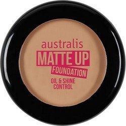Тональное средство - Australis Matte Up Fdn Nat BeigeТональный крем<br>Матирующее тональное средство для сероватой кожи. Эффективно скрывает недостатки, тонким слоем ложится на кожу.<br>