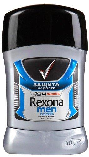 Rexona Антиперспирант-карандаш мужской Кобальт 50мл - Рексона MEN