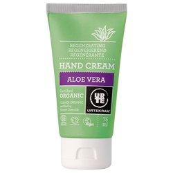 Крем для рук органический с ароматом апельсина и с Алоэ Вера. Urtekram, 75 мл