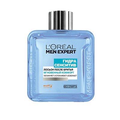 Лосьон после бритья Мгновенный Комфорт для чувствительной кожи 100мл - L'Oreal Paris Men Expert - Лореаль