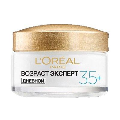 Крем для лица Возраст эксперт 35 для всех типов кожи 50 мл - LOreal Paris  Dermo-Expertise - Лореаль