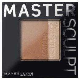 Maybelline New York  Пудра Master Sculpt тон 01 светлый - Мейбелин