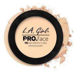 Матирующая пудра для лица - L.A. Girl Pro Face Matte Pressed Powder Fair