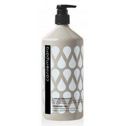 Barex Contempora Shampoo Universale - Шампунь бессульфатный универсальный для всех типов волос с маслом облепихи и маракуйи, 1000 мл