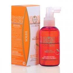 Barex Olioseta Oro del Marocco Protective Colored Hair Oil - Защитное масло для окрашенных волос волос с маслом арганы и маслом малины 150 мл (Barex Italiana)