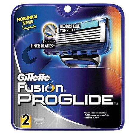 Gillette Fusion Proglide Сменные кассеты для бритья 2 шт