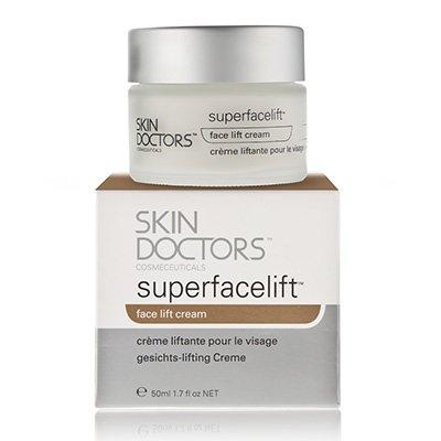 Skin Doctors Superfacelift, долгосрочный крем-лифтинг для лица anti-age для усталой кожи, 50 мл - Скин Докторс