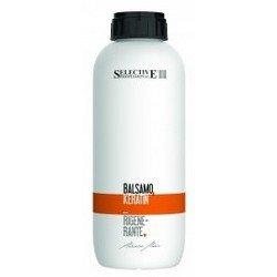 Шампунь кератиновый для сухих и поврежденных волос, 1000 мл - Selective Professional Shampoo keratin rigenerante - Селектив