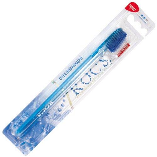 Рокс Зубная щетка Отбеливающая средняя - R.O.C.S.