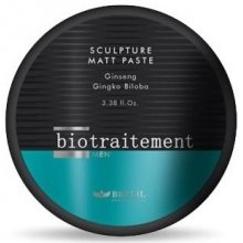 Моделирующая паста-пудра Brelil Biotraitment Men для мужчин с матовым эффектом, 100 мл - Брелил (Brelil Professional)