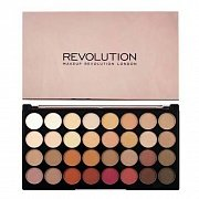 Makeup Revolution Ultra 32 Shade Eyeshadow Palette Flawless 3 Resurrection - Палетка теней
